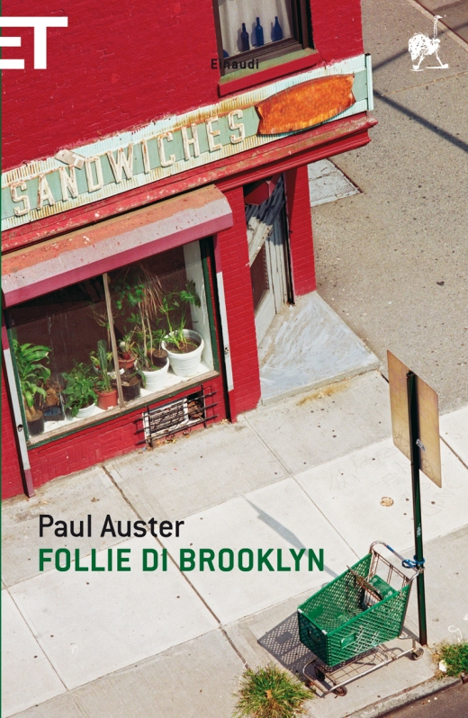 AUSTER Follie Cover